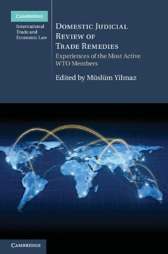 Domestic Judicial Review of Trade Remedies: Experiences of the Most Active WTO Members (Cambridge International Trade and Economic Law)
