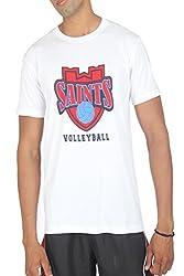 HoG Volleyball Cotton Sports T shirt