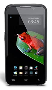 Yarvik Ingenia Synchro Smartphone (Dual Sim, Simlock Free, Android 4.0.4 Ice Cream Sandwich, Dual Core Cortex A9 1GHz Processor)