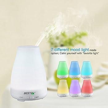 Ultrasonic Aroma Diffuser Air Humidifier