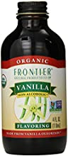 Frontier Organic Vanilla Flavoring 4 Ounce