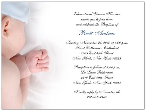 Baby Shower Invites For Boys front-581905