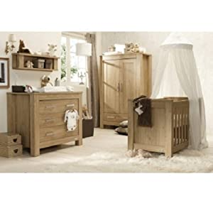 Babystyle Bordeaux By Charnwood 4 Piece Nursery Furniture Set Baby