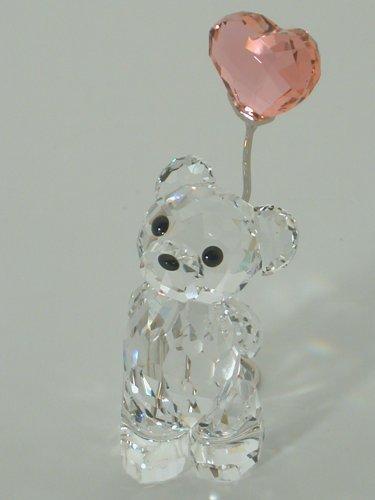 Swarovski orso orsetto ti amo 842933 AP 2010 [Gioielleria]