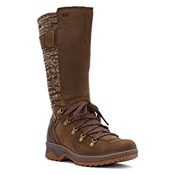 Merrell Women\'s Eventyr Peak Waterproof Boot, Dark Earth, 11 M US