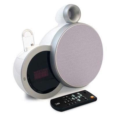 Sherwood America – Docking Android Speaker White