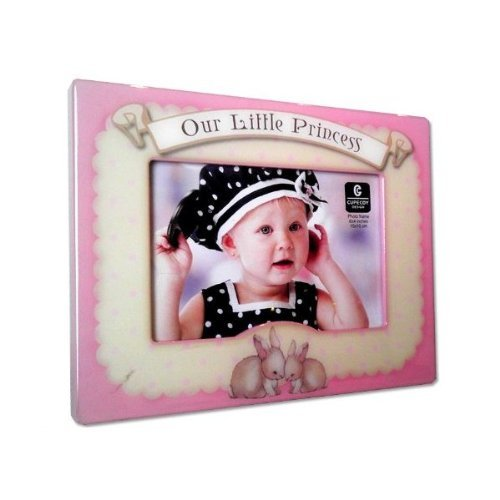 Cupecoy Design Wooden Little Princess Photo Frame - 1