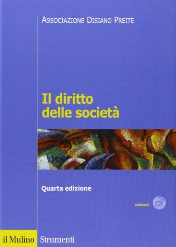 Il diritto delle società PDF