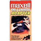 Maxell Mechanical VHS-C Adapter