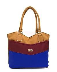 Zedge Stylish Ladies Handbags Blue (SNR-82)