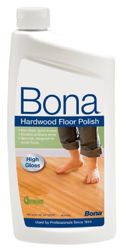 BonaKemi WP510051002 32-Ounce Hardwood Floor Polish High Gloss