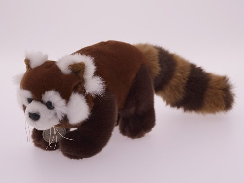 suma-collection-plush-soft-toy-red-panda-20cm-by-ravensden
