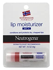 Neutrogena lip moisturizer spf 15 discontinued