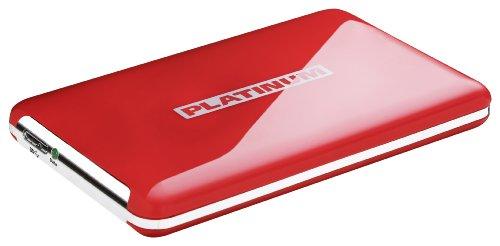 - MyDrive - Disque dur externe portable 2,5' - 640 Go - USB 3.0 - Rouge [Déballer sans s'énerve...