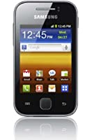 Samsung GT-S5360 Galaxy Y Smartphone HSDPA/3G/EDGE/GPRS Wifi Bluetooth GPS Android Gris