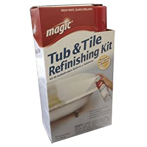 renew tub and tile refinishing kit home improvement