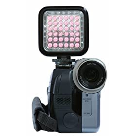 Sima SL-20IR Night vision Video Light (Black)