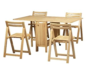 Linon Space Saver Set Table