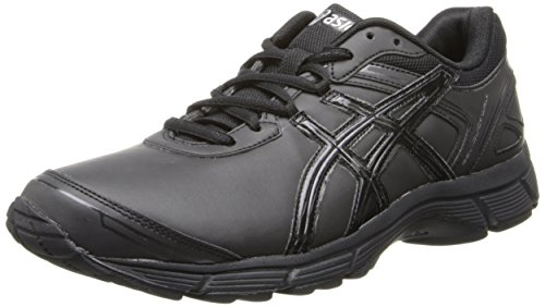 Asics Men's Gel-Quickwalk 2 Sl Walking Shoe,Black/Onyx/Silver,12 M US
