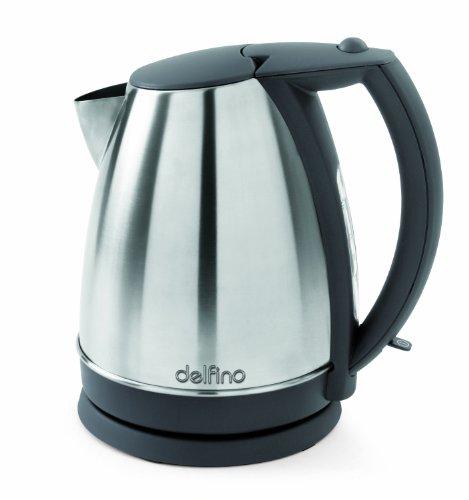 Toastess Dljk459 Delfino Stainless Steel Cordless Kettle