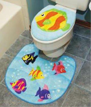 5 Piece Bath Set - Bathroom & Shower - Home & Pets - Miles Kimball