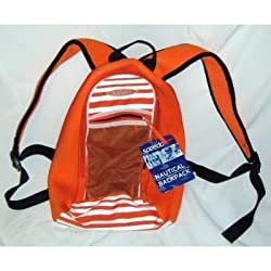 Speedo Nautical/Junior Backpack in Orange