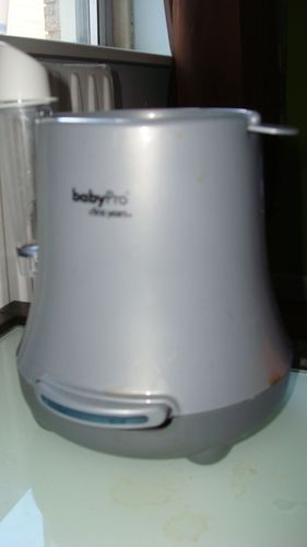 New The First Years Babypro Quick Serve Bottle Warmer