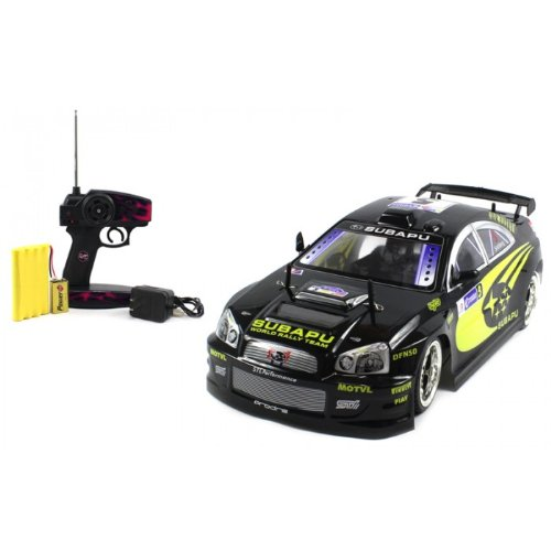 Electric Full Function 1:10 CT Speed Racing Subaru WRX STI 10+MPH RTR RC Car (Colors May Vary)