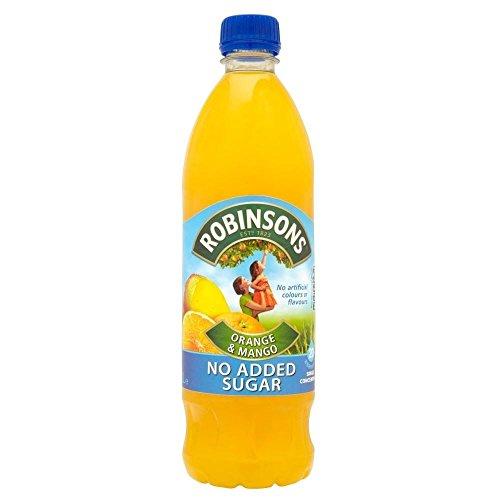 Robinsons Special R Orange & Mango Squash With No Added Sugar (1L) front-996886