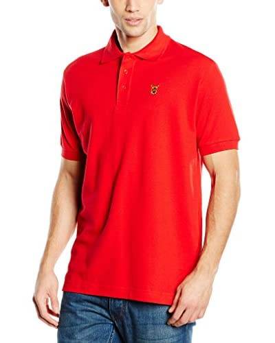 POLO CLUB CAPTAIN HORSE ACADEMY Polo Gentleman Color Cro Rojo L