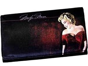 Marilyn Monroe Red Dress Long Wallet