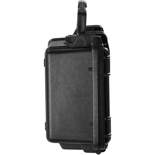 Loaded Gear HD-100 Hard Case, Black, Medium by BARSKA бинокль barska 10x25 blackhawk new ab11844