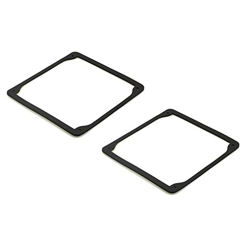 XSPC Radiator Gasket, 140mm, 2-pack (Radiator Gasket compare prices)
