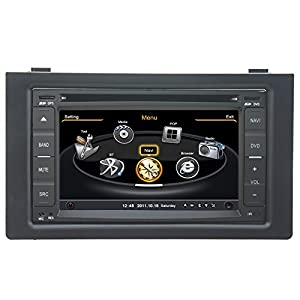 Koolertron for 2007-2014 SAAB 93 9-3 Indash DVD GPS Navigation With dual-core/3Zone POP 3G/WIFI/20 Disc CDC/ DVD Recording/ Bluetooth handsfree / Steering wheel control / Phonebook / IPOD / USB / SD / Game