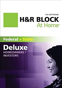 H&R Block At Home Deluxe + State 2011 Win [Download]