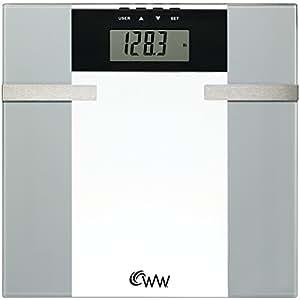 Weight Watchers by Conair Digital Glass Body Analysis Scale