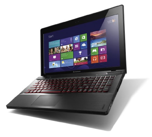 Lenovo IdeaPad Y510p 15.6-Inch Laptop (Metal - Dusk Black)