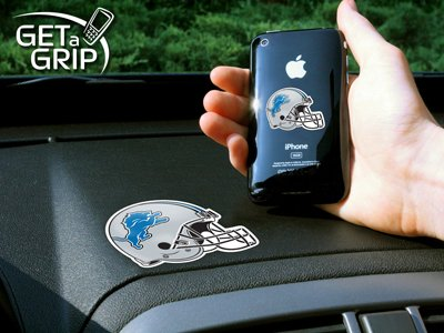 Fanmats NFL 5 x 8 in. Get a Grip Phone Holder