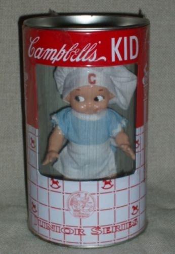 Campbell Kid Junior Series Girl Tin Bank - 1