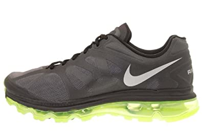 thoughts on top fashion best authentic 4] Nike Air Max 2012 Black Volt Mens Running Shoes 360 487982 017 ...