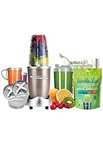 Nutribullet Pro 900 + Bonus Nutriblast Supergreens