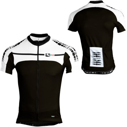 Image of Giordana Silverline Jersey - Short-Sleeve - Men's (B004N5EM0M)