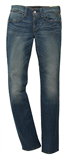 Replay Damen Jeans Blau WV514-009