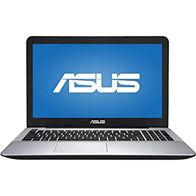 Newest ASUS 15.6 inch HD Flagship High Performance Laptop PC | AMD Quad-Core A10-8700P 1.8 GHz | AMD Radeon R6 Graphics | 4GB RAM | 500GB HDD | DVD RW | Bluetooth | WIFI | Windows 10| Black