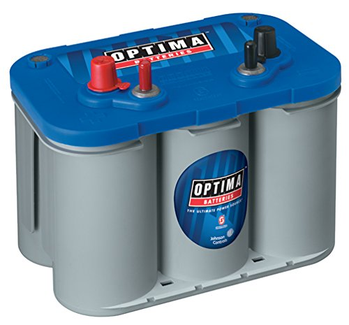 Optima Batteries 8016-103 D34M BlueTop Starting and Deep Cycle Marine Battery (Rv Deep Cycle Battery compare prices)