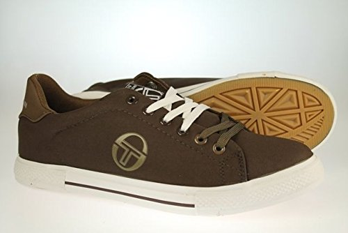 Sergio Tacchini Edison Cup Sole Brown Men Trainers