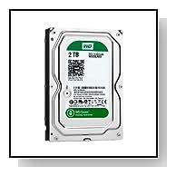 WD Green Desktop WD20EARX Disque du