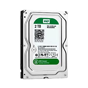 "Western Digital WD20EARX - Disco duro interno de 2 TB (5400 rpm, 3.5"", Serial ATA)"