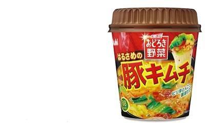 アサヒ おどろき野菜豚キムチ 1箱(6個入)