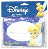 Tinkerbell I.D. Holder - Disney Licensed - Very Cute!
